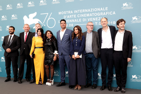 09999 The Perfect Candidate Photocall - The 76th Venice Film Festival