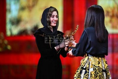 Mina Sadati named best supporting actress at Beijing Intl. Filmfest.
