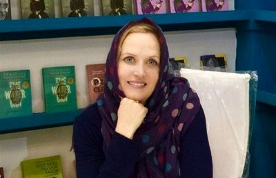 """Stories of Majid"" will be amazing for English-speaking readers: Caroline Croskery"