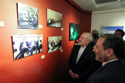 Photo Exhibit by Foreign Ministry Personnel Opens in Tehran to Raise Funds for Flood Victims