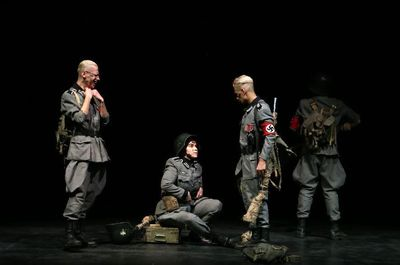 Iranian troupe to perform play on World War II in Stuttgart