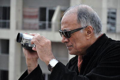 Kiarostami and His Missing Cane Named Best Doc at Salto filmfest. in Uruguay