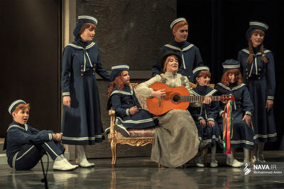 Richard Rodgers' Sound of Music Echoing Through Tehran Theater