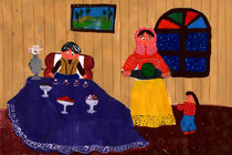 """Iranian child awarded at 14th """"In My Homeland"""" contest of Belarus"""