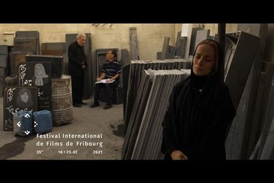 Iranian short film goes to Fribourg film festival