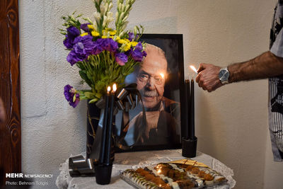 President Rouhani extends condolences over the demise of actor Mohammad-Ali Keshavarz