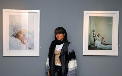 Shaghayegh Karimi Photography Exhibit Launched
