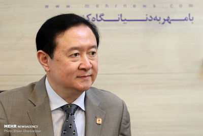 Chinese envoy attends 14th Iranian Ethnic Culture Festival