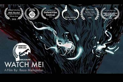 Watch Me! Goes to Russia's Kinolikbez Filmfest.