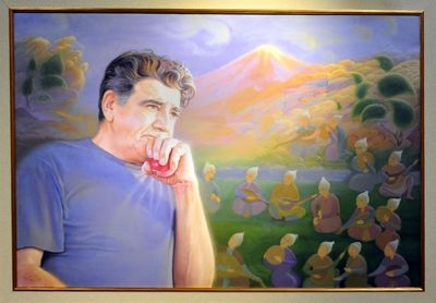 The role of Shajarian in Iranian artists' works