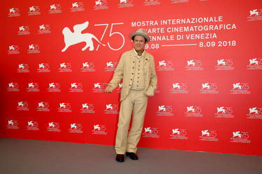 01 John C. Reilly attends _The Sisters Brothers_ photocall during the 75th Venice Film Festival