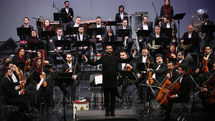 National Orchestra Performs with Vahid Alipour