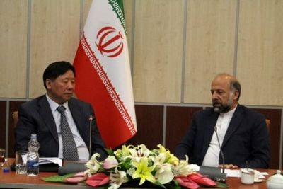 Chinese, Iranian cultural officials meet in Tehran