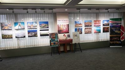 Iran Cultural Month exhibition gets kudos in Japan