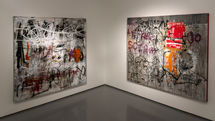 Azad Art Gallery Hosts Darioush Gharazad Art
