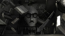 'The Servant' wins 2nd best animation award at SFBFF 2017