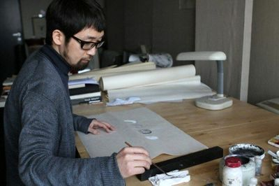 Chinese illustrator Xiong Liang eager to work with Iranian writers