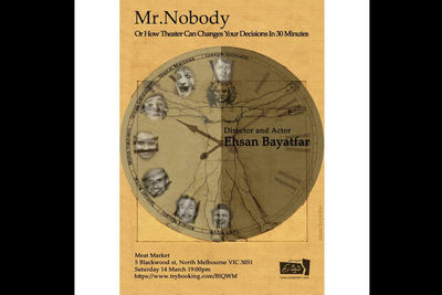 Iranian Play Mr. Nobody to be Staged in Australia