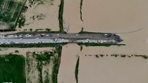Iran Flood Picture by Moheimani Tops at World Water Day Photo Contest 2020