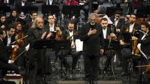 National Orchestra Performs at Vahdat Hall