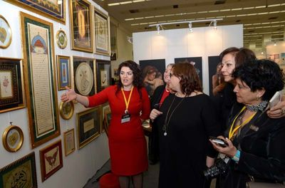 Ankara fair to showcase works by Iranian artists