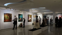 Group Exhibit Opens at Shokouh Gallery