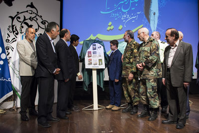 Lion of Zaytan, Biography of Veteran Mojtaba Zolfaqarnasab, Published