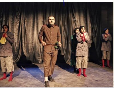 """Golbang Theater Group to perform """"Woyzeck"""" at Russia Ginger fest"""