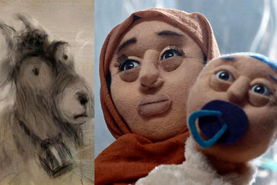 "Iran's ""Am I a Wolf?"", ""Song Sparrow"" on Oscars 2021 longlist of animated shorts"