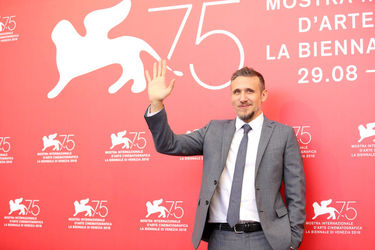 094 Roberto Minervini attends _What You Gonna Do When The World_s On Fire_ photocall during the 75th Venice Film Festival