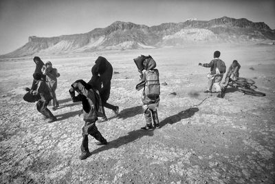 Iranian photographer wins award at Pictures of the Year