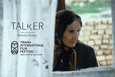 Iranian short film 'Talker' goes to Tirana intl. filmfest.
