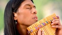 Pan flutist Leo Rojas to perform in Norouz