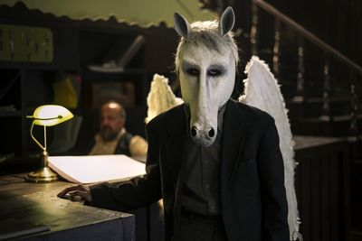 """""""White Winged Horse"""" leads nominations at ISFA Awards"""