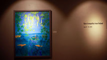 Rare Tranquility From FInland Exhibit in Shirin Gallery 2