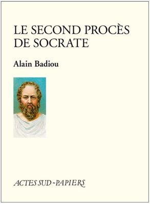 """""""The Second Trial of Socrates"""" at Iranian bookstores"""
