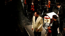 Iran's National Orchestra Performs at Vahdat Hall