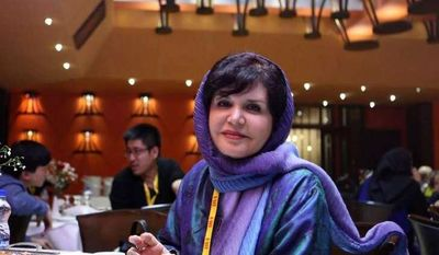 Japan decorates Iranian translator Shohreh Golparian with Order of the Rising Sun