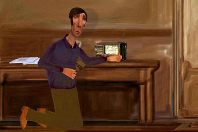 'Bystander' wins Best Animation at Russia's filmfest.