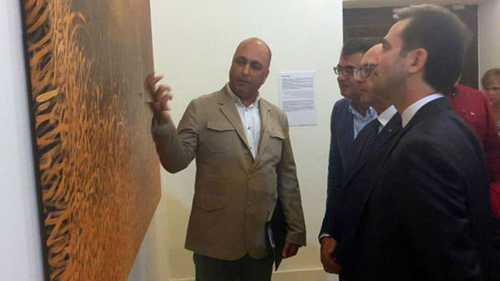 Contemporary Visions promote Italian-Iranian art and culture