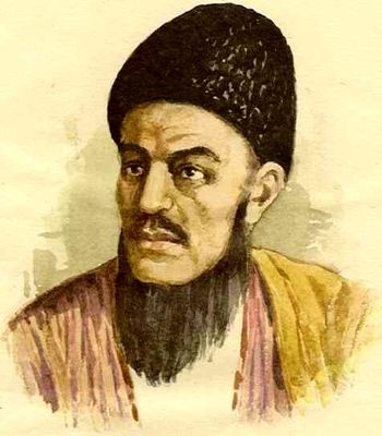 Divan of Iranian-Turkmen poet Magtymguly Pyragy rendered into Persian