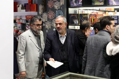 Bookstore Offering Original English Publications Opens in Tehran
