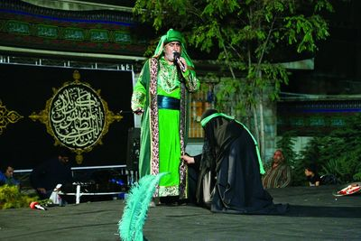 Plays to narrate tragedy of Ashura in Iranian cities