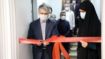 The Minister of Culture and Islamic Guidance opened the Iranian Art Archive