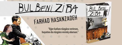 """""""Call Me Ziba"""" published in Turkish"""
