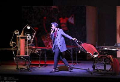 IRock to Compete in Italian Theater Festival