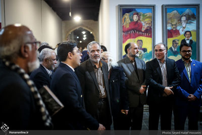 Galleries join Fajr Festival of Visual Arts