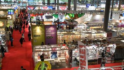 Frankfurt Book Fair opens in online edition, with Iran's presence