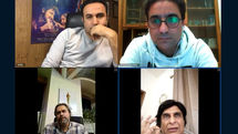 The Virtual Coproduction Panel of Iran and Pakistan Was Held at the 33rd Festival