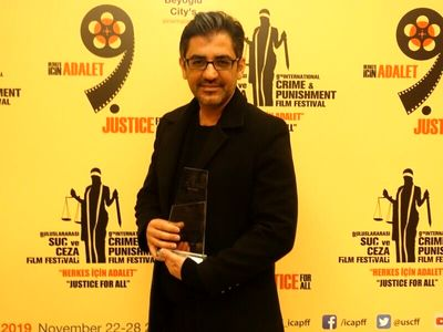 The Warden Wins Student Jury Award at Crime and Punishment Film Festival